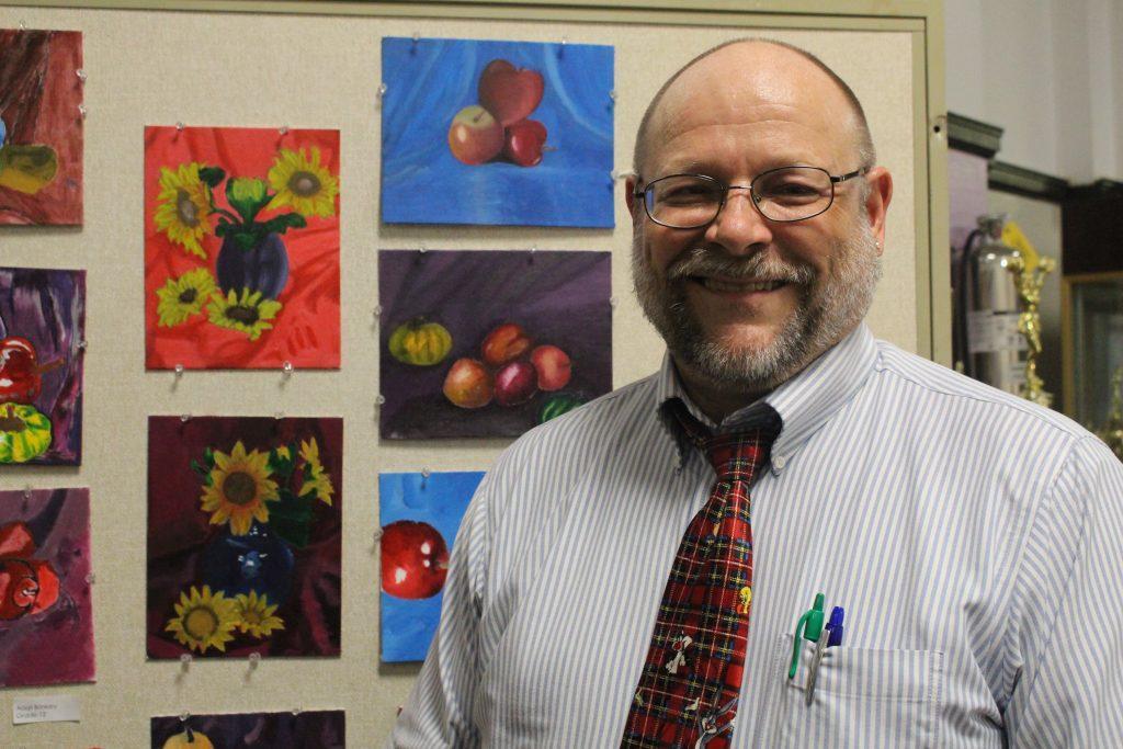 Mr. Wilson Joins FLC as Assistant Principal