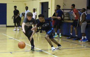 Boys Basketball Starts New Season, Set Rosters