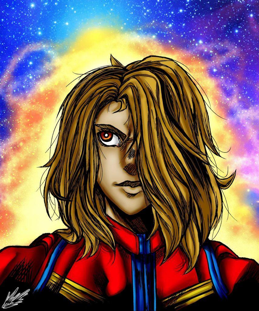 Captain Marvel · Design Editor Elijah Collins