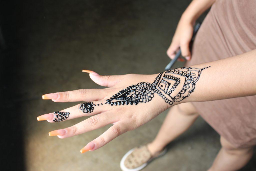Photos: International Day Henna