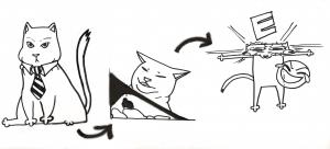 Cat memes past, present, and future.
