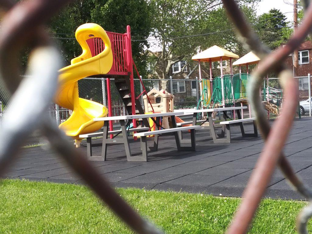 PHOTOS: Only empty parks on Memorial Day